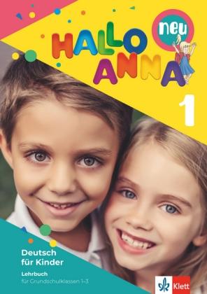 Hallo Anna Neu 1 Lehrbuch + CDs