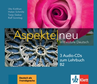 Aspekte NEU B2  CDs zum Lehrbuch