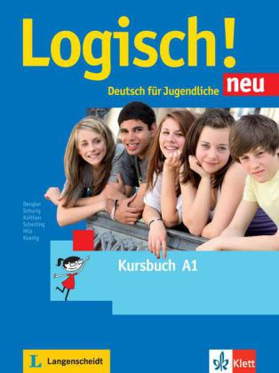 Logisch! NEU A1 Kursbuch +Audios zum Download