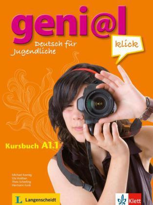 Geni@l klick A1.1  Kursbuch +  Download