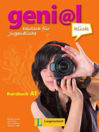 Geni@l klick A1 Kursbuch + 2 Audio CDs