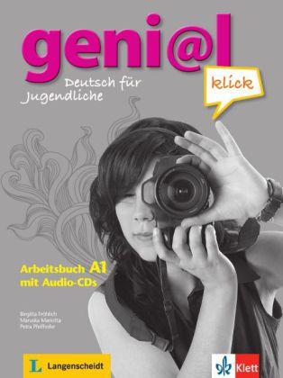 Geni@l klick A1 Arbeitsbuch + 2 Audio CDs