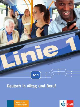 Linie 1 Kurs- und Uebungsbuch A1.1 + MP3 + Videoclips