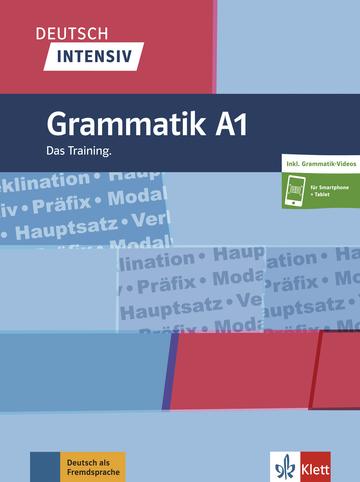 Deutsch intensiv Grammatik A1 + online