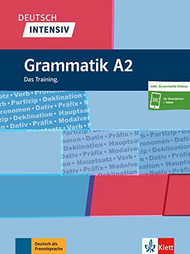 Deutsch intensiv Grammatik A2 + online