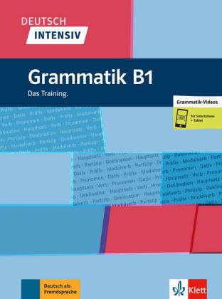Deutsch intensiv Grammatik B1 + online
