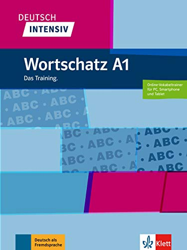 Deutsch intensiv Wortschatz A1 + online