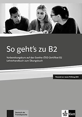 So geht's zu B2  Neu Lehrerhandbuch