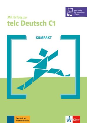 Mit Erfolg zu telc Deutsch C1 + online