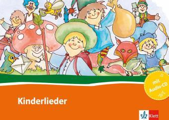 Kinderlieder (Buch+CD)