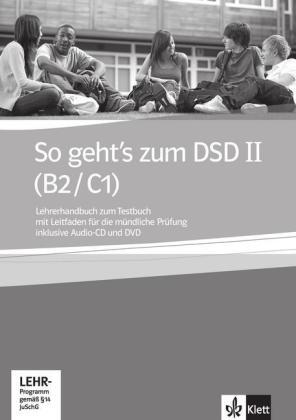 So geht's zum DSD B2-C1 LHB + CD + DVD