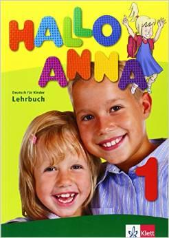 Hallo Anna 1 Lehrbuch mit 2 Audio-CDs