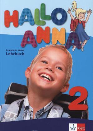Hallo Anna 2 Lehrbuch mit 2 Audio-CDs