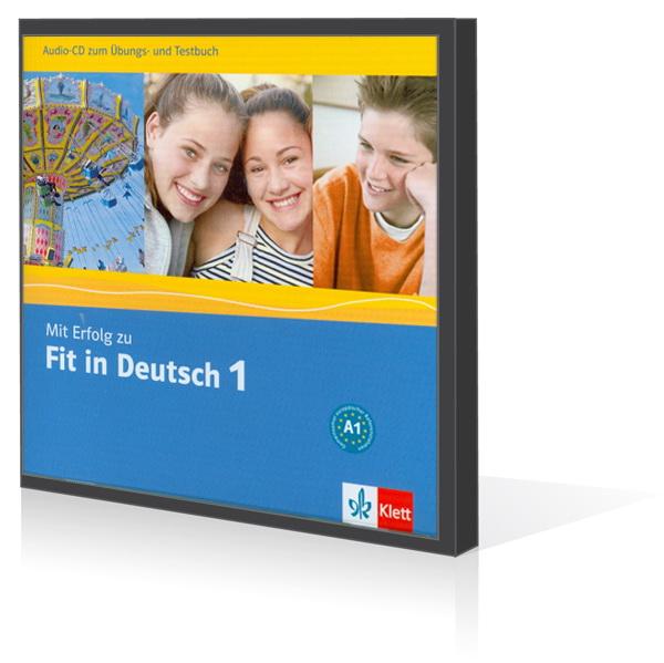 Mit Erfolg zu Fit in Deutsch 1, CD