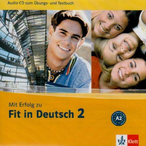 Mit Erfolg zu Fit in Deutsch 2, CD
