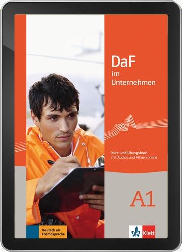 DaF im Unternehmen A1, Kurs- und Ubungsbuch, interaktive Tabletversion