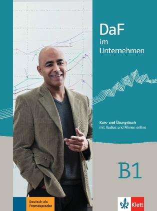 DaF im Unternehmen B1 KB/AB + CD + Video online