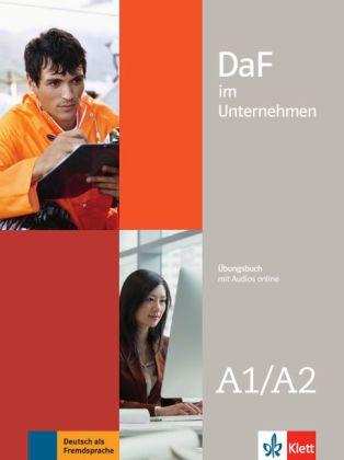DaF im Unternehmen A1-A2  Uebungsbuch+ CD + Video online