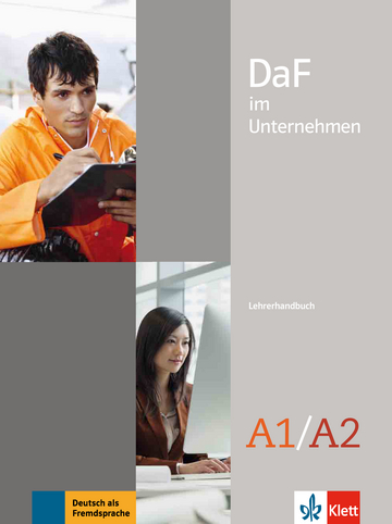 DaF im Unternehmen A1-A2  Lehrerhandbuch