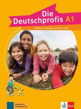 Deutschprofis, die A1 KB + Audios+Videos online