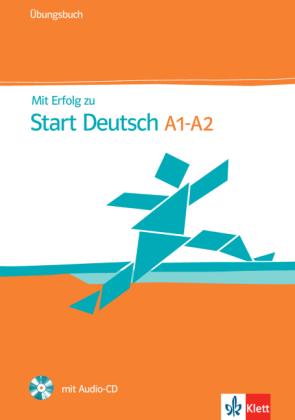Mit Erfolg zu Start Deutsch  A1-A2  Uebb..+ CD