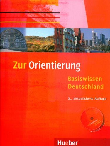 Zur Orientierung, Kursbuch +D