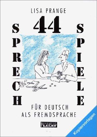 44 Sprechspiele fur DaF