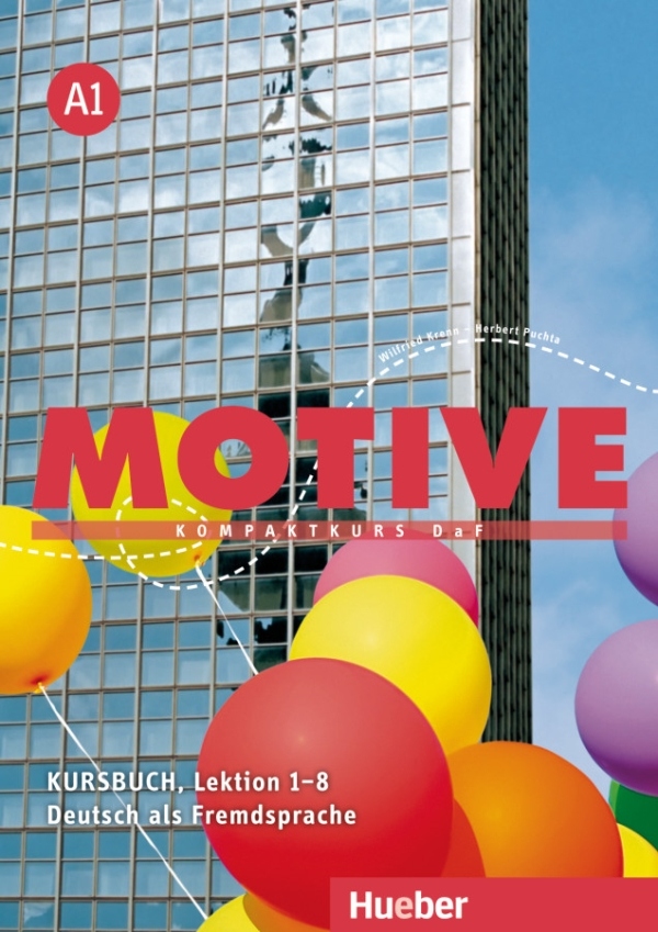 Motive A1 KB, Lektion 1-8