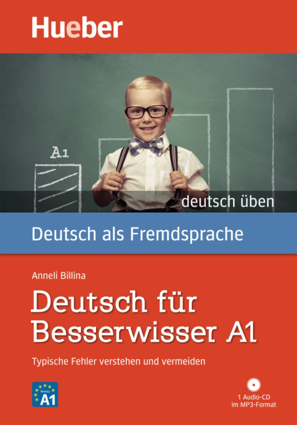 Deutsch fuer Besserwisser A1 +CD