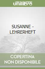 Susanne, Lehrerhandbuch