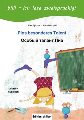 Pias besonderes Talent Deutsch-Russisch