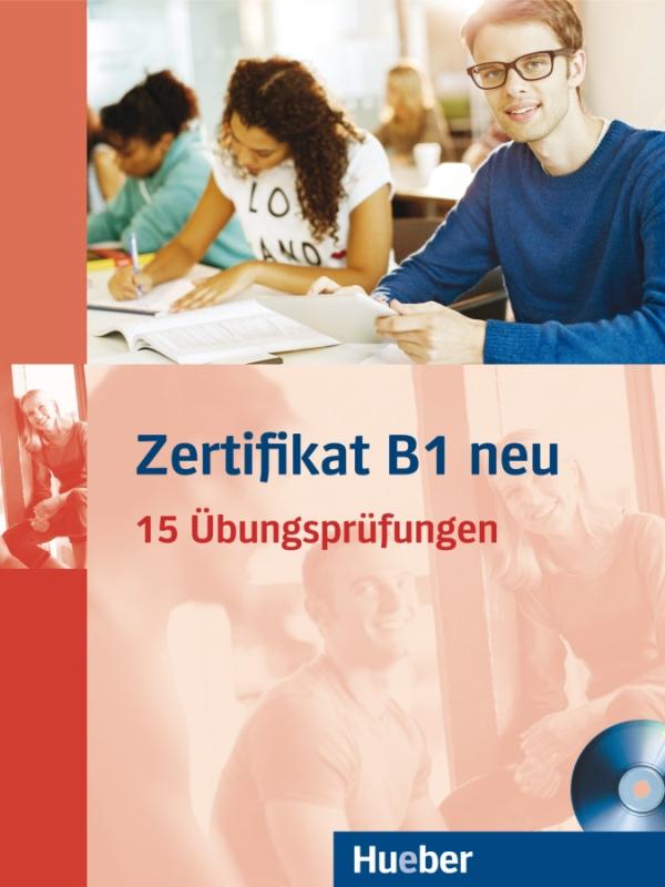 Zertifikat B1 neu  Uebungsbuch + MP3-CD