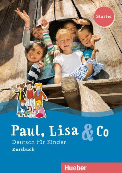 Paul, Lisa & Co Starter – Digitalisiertes Kursbuch mit integrierten Audiodateien