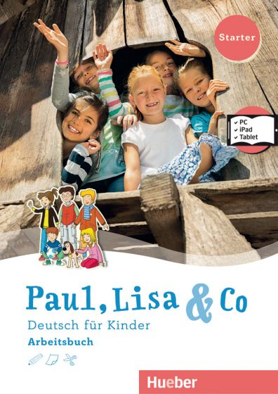 Paul, Lisa & Co Starter – Digitalisiertes Arbeitsbuch