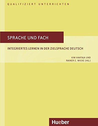Sprache und Fach Buch