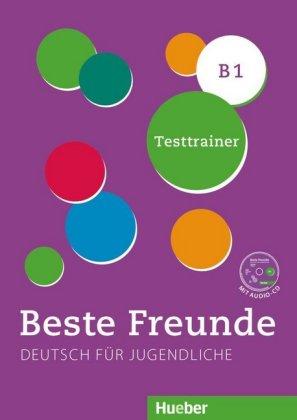 Beste Freunde B1: Kopiervorlage Testtrainer +CD