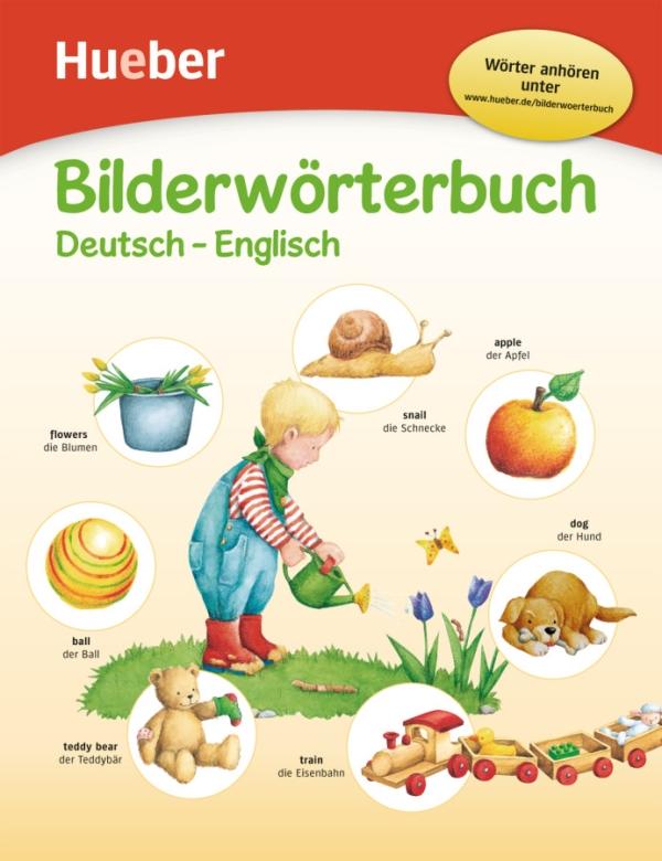 Bilderworterbuch, Deutsch-Englisch