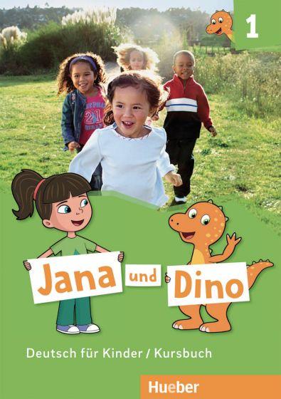 Jana und Dino 1, Kursbuch - Interaktive Version