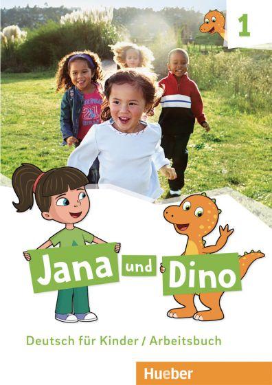 Jana und Dino 1, Arbeitsbuch - Interaktive Version