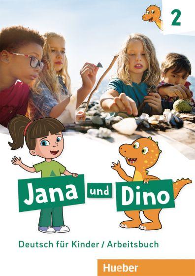 Jana und Dino 2, Arbeitsbuch - Interaktive Version