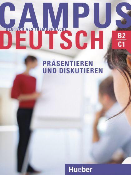 Campus Deutsch - Präsentieren und Diskutieren, Kursbuch - interaktive Version
