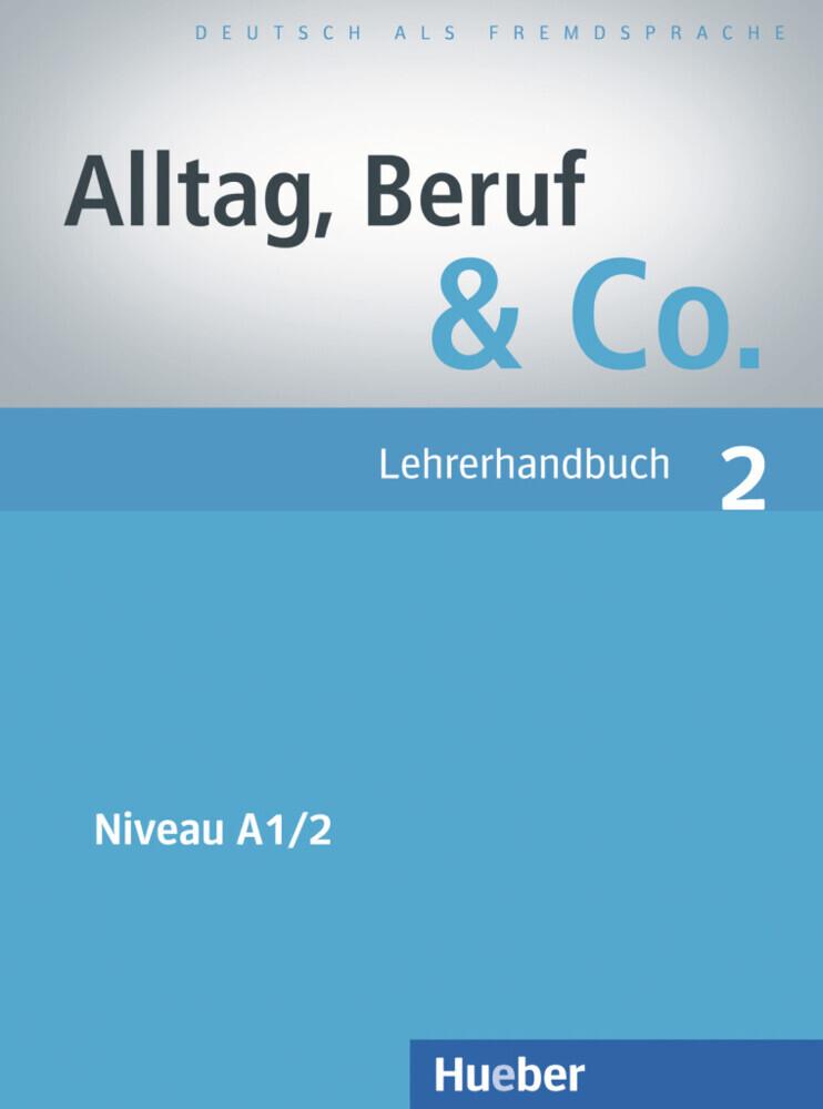 Alltag, Beruf & Co. 2, Lehrerhandbuch Уценка