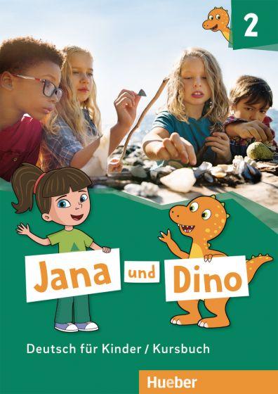 Jana und Dino 2, Kursbuch - Interaktive Version