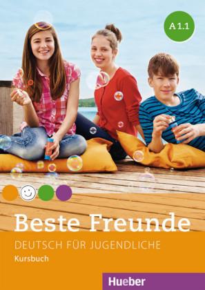 Beste Freunde A1/1, Kursbuch