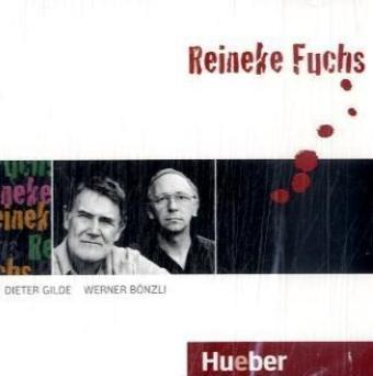 Reineke Fuchs, Reineke Fuchs: Hueber Horbuch Paket, Audio-CD