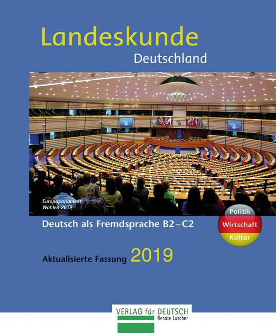Landeskunde Deutschland  Aktualisierte Fassung 2019
