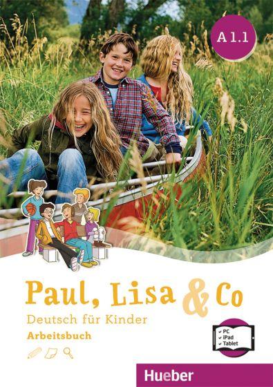 Paul, Lisa & Co A1/1 – Digitalisiertes Arbeitsbuch