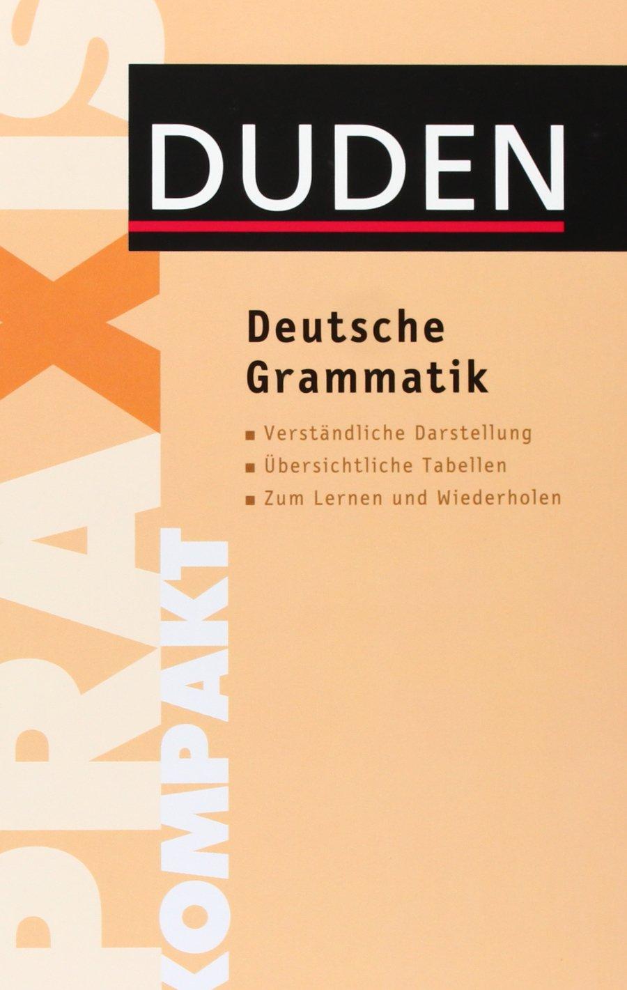 Duden, Praxis kompakt, Deutsch Grammatik