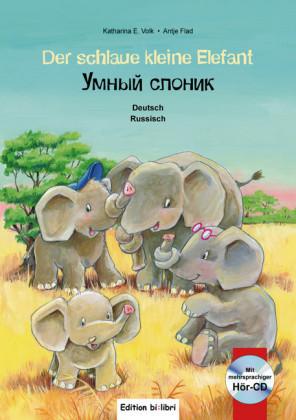 Der schlaur kleine Elefant + CD