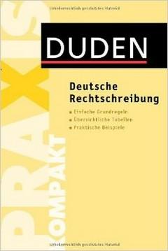 Duden, Praxis kompakt, Deutsch Rechtschreibung